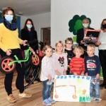 Rödinghauser Stadtradler sparen 2 Tonnen CO2 ein
