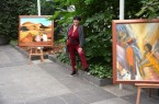 ªGef¸hle und Welten´: Neue Kunstausstellung im Kreishaus