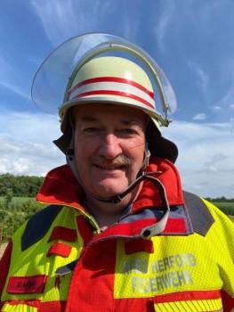 Kreisbrandmeister Bernd Kröger warnt zu Beginn der Heizperiode vor den Gefahren durch Kohlenmonoxid.Foto: Kreis Herford