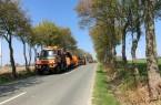 Die Fahrzeugflotte des Kreisstraßenbauamtes ist ein großer Investitionsposten. Der Vergleichsring hat hier Sparmöglichkeiten aufgezeigt.Foto: Kreis Paderborn