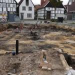 Archäologen stoßen in die Anfangszeit von Rheda vor