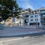 Endspurt beim Umbau der Berliner Straße