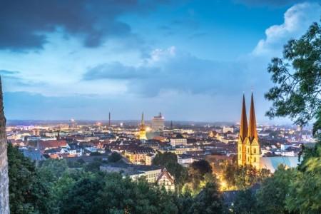 Wenn am 31. Oktober im Nachbarbundesland die Läden zu sind, kann in Bielefeld eingekauft werden.Foto: Bielefeld Marketing GmbH