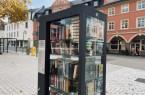 Lesestadt Gütersloh wird digital.Foto:Stadt Gütersloh
