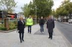 """Mit Konrad-Adenauer-Platz """"Entree"""" zur unmittelbaren Innenstadt – mehr Raum für Fußgänger und Radfahrer.Foto: Stadt Gütersloh"""