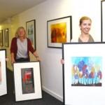 Künstler-Poster geben Einblick in Vielfalt der heimischen Kunstszene