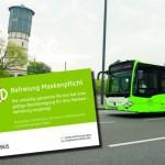 Stadtbus Gütersloh GmbH: Bescheinigung zur Maskenbefreiung