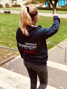 """Die Zentrale Studienberatung lädt zu einem """"Herbstspaziergang"""" über den Campus ein.Foto Universität Paderborn, Cinderella Welz"""