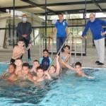 Schul-Schwimm-Initiative verzeichnet Rekordzahlen