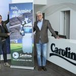 Carolinen unterstützt Arminia Bielefeld auch in der Bundesliga
