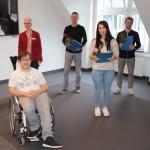 Pflegeexperten begleiten Menschen mit Behinderungen im Krankenhaus