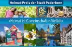 """""""Heimat ist Gemeinschaft in Vielfalt"""" – das ist das Motto des Heimatpreises der Stadt Paderborn, der in diesem Jahr erstmals verliehen wird. Jetzt stehen die Preisträgerinnen und Preisträger fest.Foto: © Stadt Paderborn"""