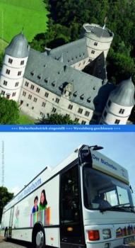 Teil-Lockdown im November: Kreismuseum Wewelsburg ab dem 2. Noveember geschlossen, Bücherbus stellt seine Fahrt ein.Fotos :Kreis Paderborn