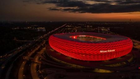 In der Allianz Arena wird eine Miele Lounge eröffnet, die bei Ausstattung und Ambiente ihresgleichen suchen dürfte. Foto: FC Bayern München