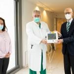 Narkosetiefe-Monitoring: Kleines Gerät mit großer Wirkung
