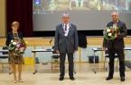 Ursula Grewe und Robert Rissing erneut im Amt bestätigt.Foto:Stadt Brakel