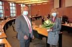 Als dritte Dezernentin vervollständigt Dr. Beatrix Wallberg die Verwaltungsspitze des Kreises.Foto:Kreis Herford