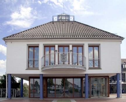 Foto: Bürgerzentrum der Stadt Augustdorf