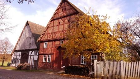 Das LWL-Freilichtmuseum Detmold ist seit dem 1. November saisonbedingt bis Ende März 2021 geschlossen. Foto: LWL/Wozniak