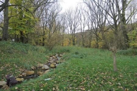 Hat die Abnahme erfolgreich bestanden: Der neue Verlauf des Herrengrabens entspricht allen Anforderungen. Foto: Kreis Lippe