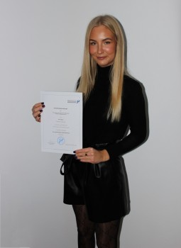 Anna Henke, Foto: FHM Bielefeld