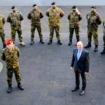 """Landrat Christoph Rüther: """"Bin sehr dankbar für die helfenden Hände der Bundeswehr"""""""