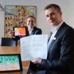 Fördermittel für digitale Ausstattung an Schulen bewilligt