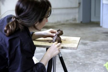 Künstlerische Betätigung braucht gerade heute Förderung. Der Landesverband Lippe leistet si e seit vielen Jahren: Jährlich stehen Projektfördermittel in Höhe von 22.000 Euro zur Verfügung. (Foto: Landesverband Lippe).