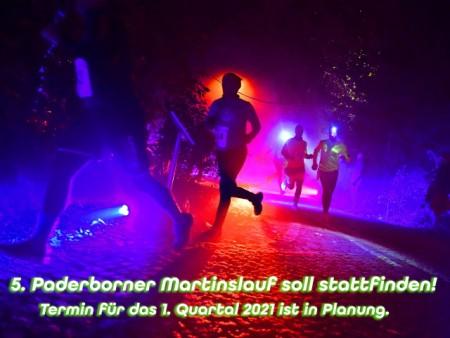 Martinslauf, Foto: SC Grün Weiß Paderborn