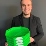 Müllberge bei Essenslieferung müssen nicht sein