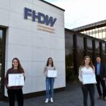 FHDW-Stipendium Studieren ohne Geldsorgen und mit Personal Coach