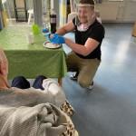 Condor MedTec GmbH spendet Gesichtsvisiere für Bethel