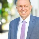 """Landrat Christoph Rüther: """"Guter Tag für den Flughafen, guter Tag für die Region"""""""