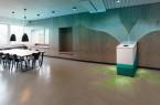 Der   innovative   insensiv   Lufreiniger   mit   einzigartigen Automatikfunktionen senkt Konzentration von Corona-Viren auch in großen Räumen, Bild: insensiv GmbH