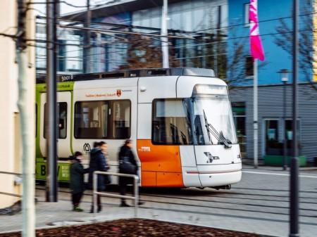 Stadtbahn der Mobiel Bielefeld, Foto: Stadtwerke, Patrick Pollmeier