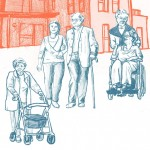 Möglichst lange zu Hause wohnen und am gesellschaftlichen Leben teilnehmen