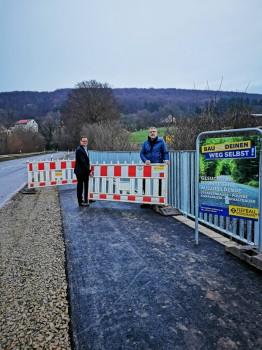 Bürgerradweg, Foto: Stadt Bad Oeynhausen