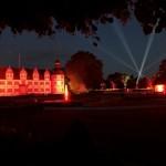 Parkillumination im Neuhäuser Schlosspark bei freiem Eintritt