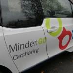 MindenGO: Neue Verkehrszeichen machen auf Carsharing-Stellplätze aufmerksam