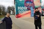 Graffiti Tour, Foto: Verkehrsverein Paderborn e. V. / Tourist Information Paderborn
