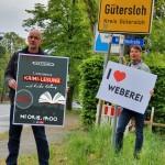 Digitale Weltpremiere in der Weberei – Erster interaktiver Gütersloh-Krimi mit Raiko Relling