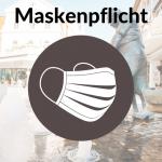 Maskenpflicht für Fußgängerzone und Kurpark