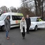 'Shuttle – Holt dich ab': das innovative Mobilitätsangebot der Stadtbus Gütersloh GmbH