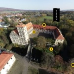 Virtuell und interaktiv durchs Weserrenaissance-Museum Schloss Brake