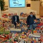 Über 1000 Päckchen für die Weihnachtspäckchenaktion der Tafel Paderborn gespendet
