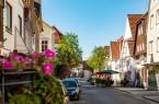 Die Rathausstraße in Rietberg soll noch attraktiver werden. Foto: Stadt Rietberg