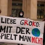 """Fridays For Future-Aktionen – """"Gas ist keine Brückentechnologie!"""""""