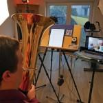Freie Plätze für Unterricht für Blechblasinstrumente und Querflöte