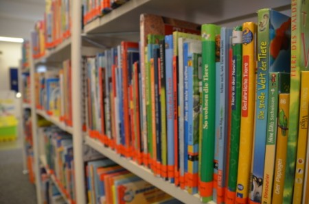 Bibliothek, Foto: Stadt Rietberg