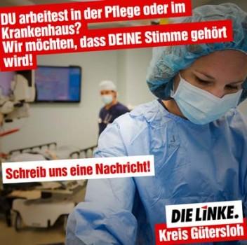 Foto: DIE LINKE. Gütersloh